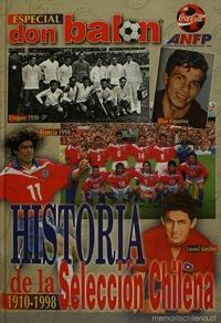 Historia de la Selección Chilena : 1910-1998
