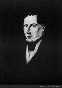 Diego Portales, ca. 1837