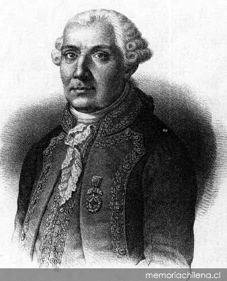 Mateo de Toro Zambrano, 1727-1811