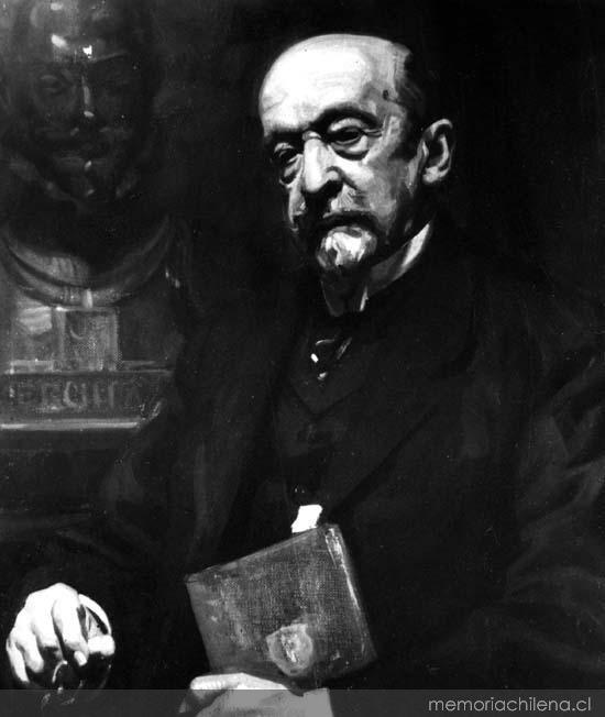 José Toribio Medina, 1852-1930