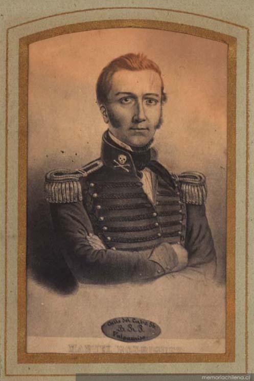 Manuel Rodríguez (1785-1818)