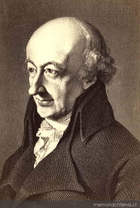 Juan Ignacio Molina (1737-1829)