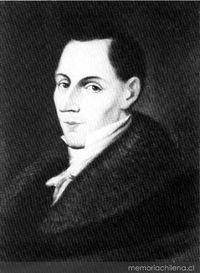 Diego Portales, ca. 1850