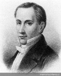 Diego Portales hacia 1870