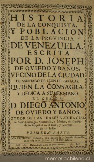 Opiniones De Historia De La Conquista Y Poblacion De La