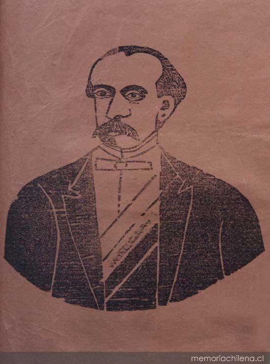 El Presidente Balmaceda, hacia 1891 - Memoria Chilena