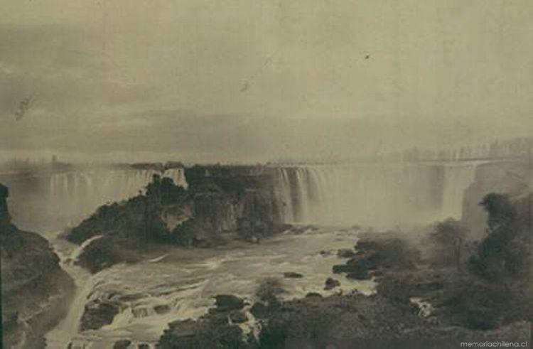 Salto del laja 1906